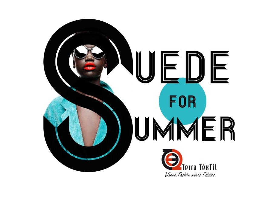 Suede For Summer | Suede para oVerão