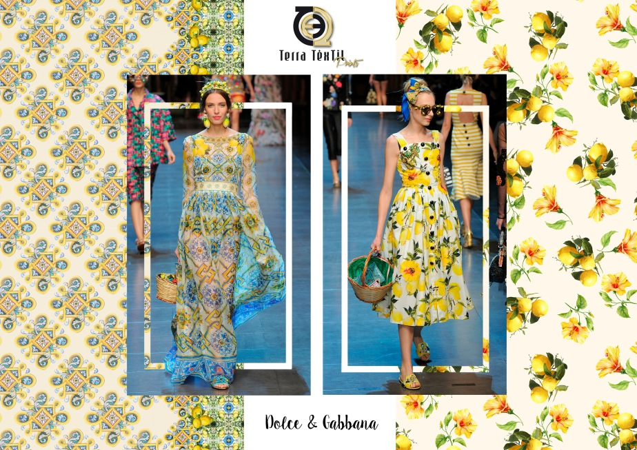 TTPrints e Dolce & Gabbana